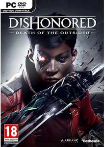 Dishonored 2 - Death of Outsider NAJTANIEJ