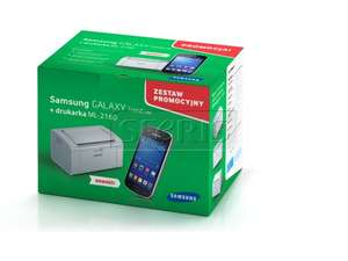 Samsung Galaxy Trend + drukarka laserowa Samsung ML2160 za 499zł @ Sferis