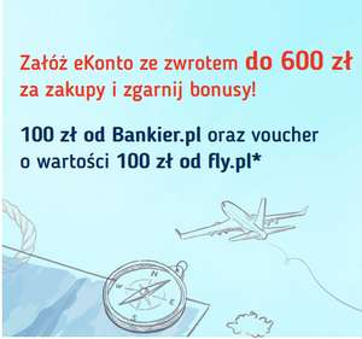Nawet 800 zł za założenie eKonta + gwarancja 0zł przez 2 lata @ mBank
