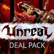 Unreal Deal Pack (Steam) za £2,07 @ GamersGate