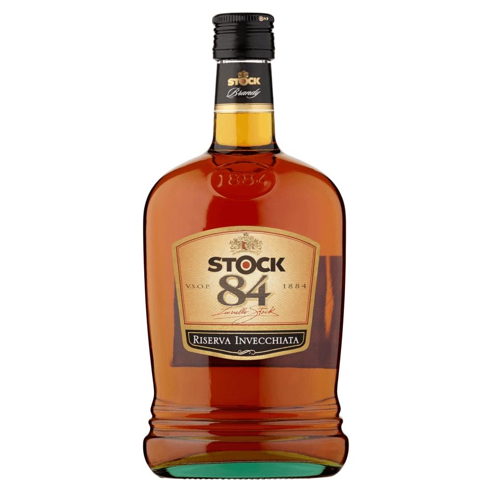 TESCO brandy STOCK 84 RISERVA INVECCHIATA 0,7L