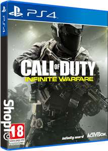 Call of Duty: Infinite Warfare za ok. 65zł z dostawą (PS4) @ ShopTo
