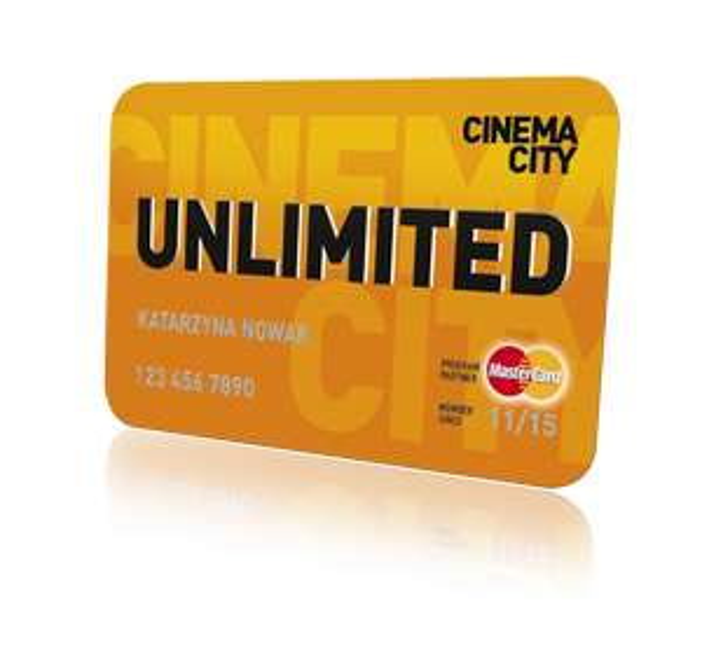 Dołącz do UNLIMITED i odbierz nagrodę!