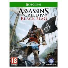 XBOX  ONE Assassin's Creed: Black Flag (kod) za ok. 16 zł @ CDKeys.com