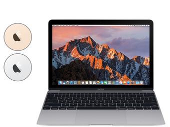 """Apple MacBook 2015 - recertyfikowany przez Apple (12"""", 512GB SSD, 8GB RAM) za 4214,95zł @ iBOOD"""