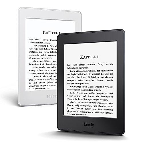 Kindle Paperwhite III (biały lub czarny) za ~467zł z wysyłką! @ Amazon