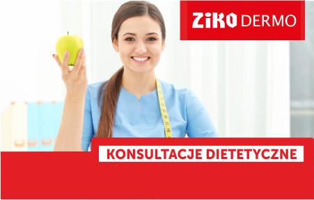 Bezpłatne konsultacje dietetyczne (Warszawa, Rzeszów) @ Apteka Ziko