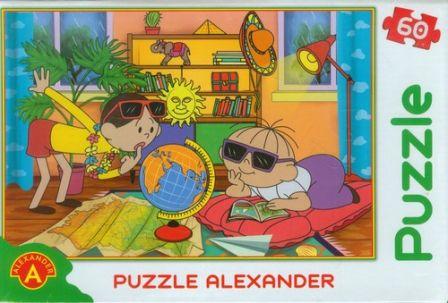 Puzzle Dora, Shimmer i Shine, Bolek i Lolek, Reksio za 6-9zł + dostawa gratis @ Księgarnia PWN
