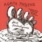 """Książka Agaty Passent """"Jest fantastycznie"""" za 6,14zł (-85%) + dostawa gratis @ Dadada"""