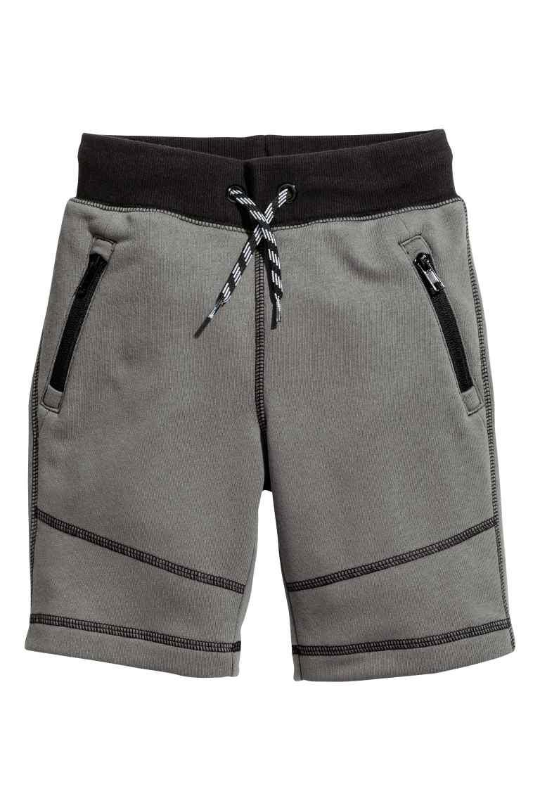 Dziecięce szorty dresowe za 16,11zł + dostawa gratis (rozm.104-140) @ H&M