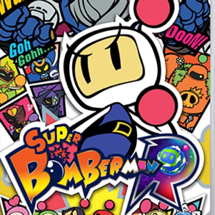 Super Bomberman R na Nintendo Switch za 120 zł w Nintendo E-Shop