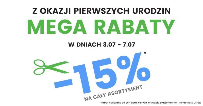 [Wrocław] -15% na motocyklowy asortyment w sklepie MotoCorp