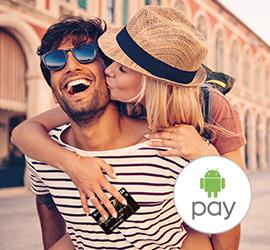 30zł zwrotu za 5 płatności Android Pay (min. 100zł) @ Eurobank