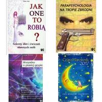 Książki od 3,00 zł na Czarymary