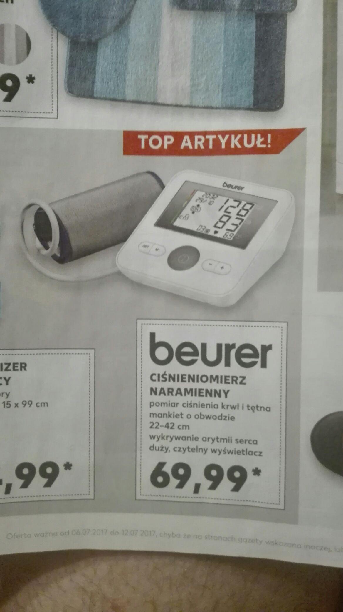 Beurer BM27 w Kaufland