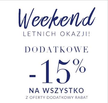 Dodatkowy rabat -15% tylko do 10 lipca! @ Vistula