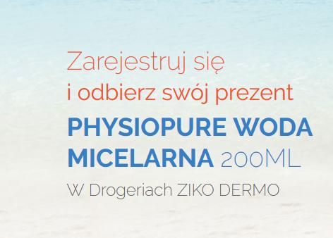 Woda micelarna SVR gratis @ Apteka Ziko