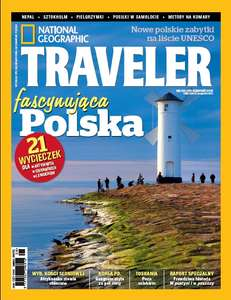 National Geographic Traveler -40% prenumerata