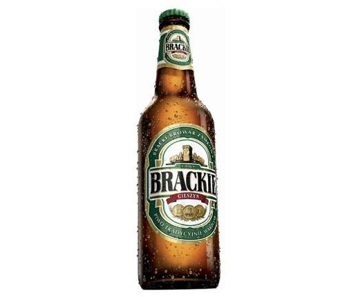 Piwo Brackie Cieszyn - Żabka