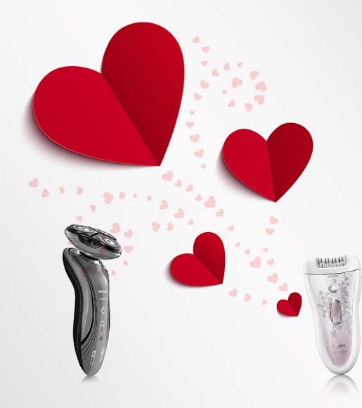 Kod rabatowy na Walentynki (produkty marki Philips -23%) @ NEO24.pl / NEONET