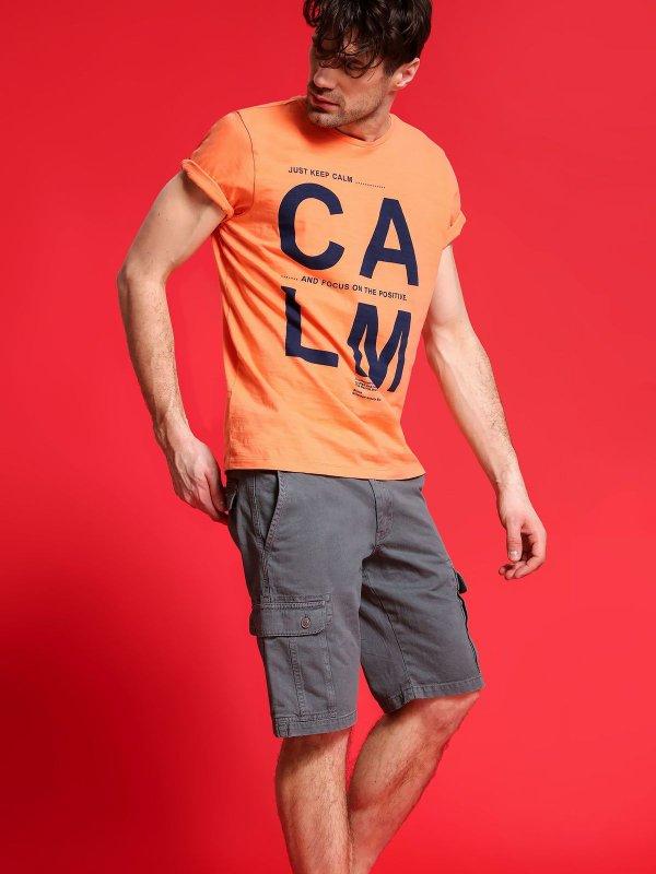 Męskie szorty za 34,99zł (85zł taniej,pełna rozmiarówka) + opcja darmowej dostawy @ Top Secret