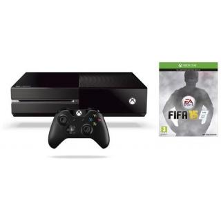 Xbox One 500gb + Fifa15 - 200 zł.