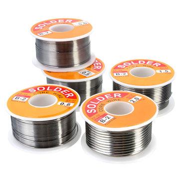 Cyna DANIU 100g 63/37 Tin/Lead Rosin Core 0.5-2mm 2%