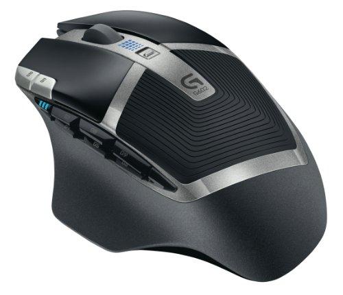 Mysz bezprzewodowa dla graczy Logitech G602 (2500DPI) za ~209zł z darmową dostawą @ Amazon (DE)
