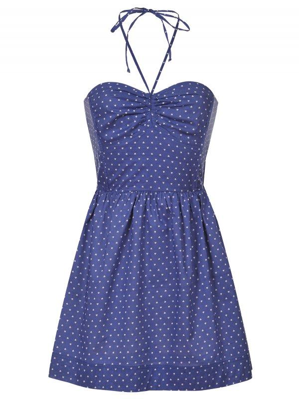 sukienka damska z nadrukiem 19,99 ze 129,99 TOP SECRET (XL)