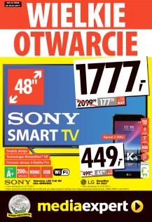 Telewizor 48 cali Full HD SONY KDL-48WD650 za 1777zł (zamiast 1999zł) @ Media Expert (Poznań)