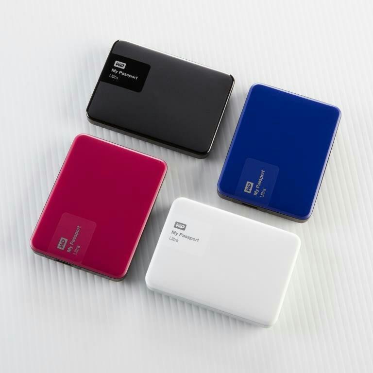 Dysk zewnętrzny WD My Passport Ultra 1TB USB 3.0 Selgros Lublin