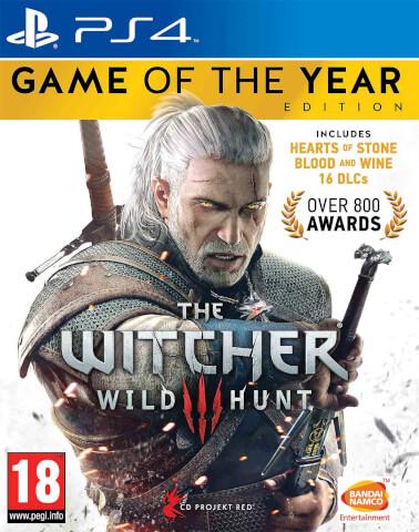 The Witcher 3: Wild Hunt - Game of the Year Edition [Playstation 4/Xbox One] za ~102zł z wysyłką @ Zavvi