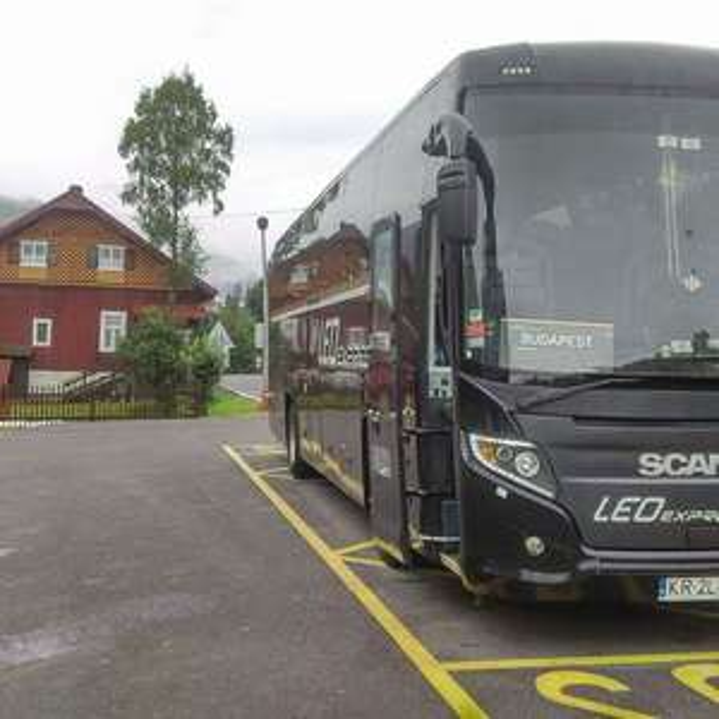 Leo Express z Warszawy do Budapesztu 19 zł od 29 sierpnia (nowa trasa)