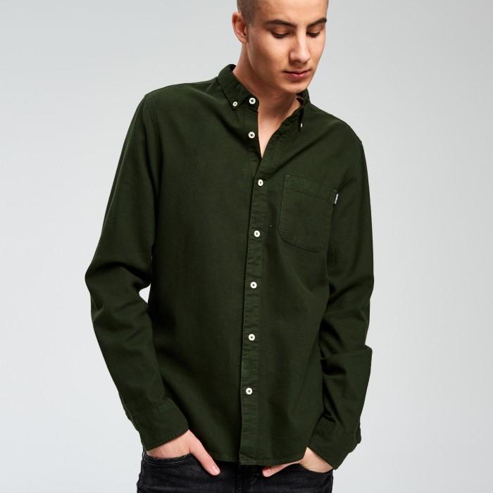 Męska koszula za 29,99zł (-63%, 3 kolory) @ Cropp