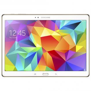 """Samsung GALAXY Tab S 10.5 LTE biały (130zł TANIEJ; 10,5""""; Octa-Core; 3GB Ram) za 1799zł @ Redcoon"""