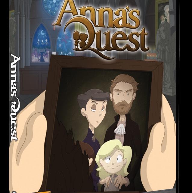 Anna's quest - wersja pudełkowa (PC)