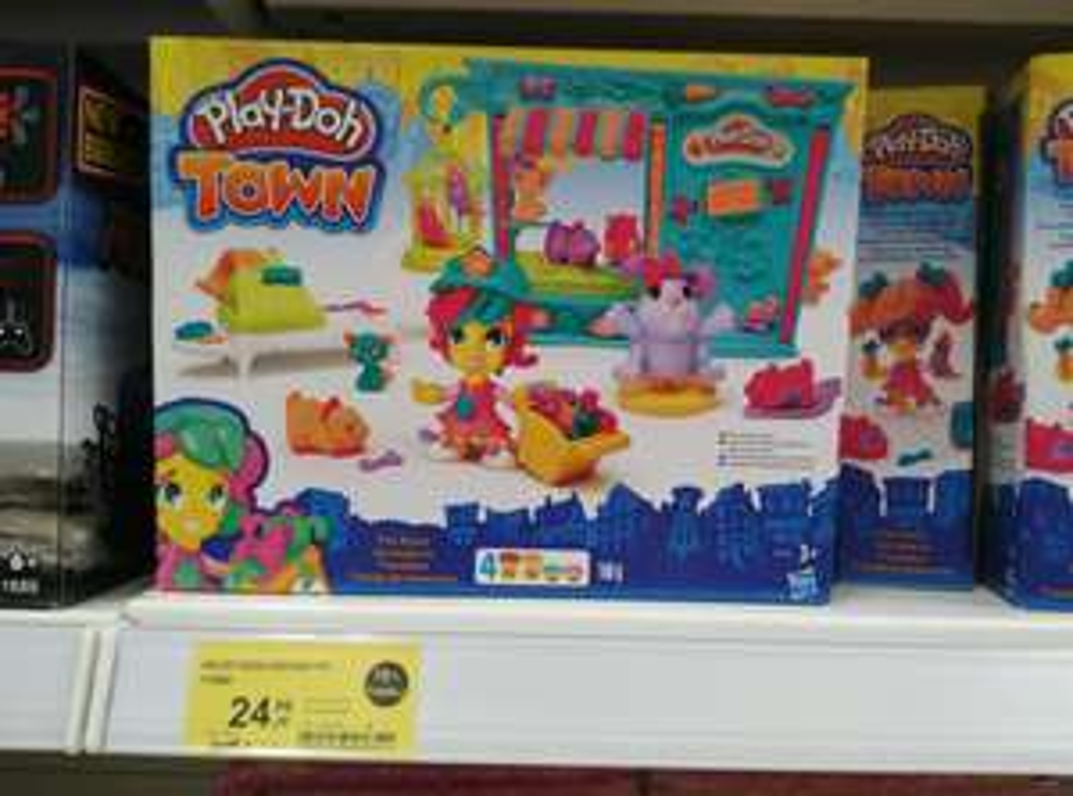Zestawy Play-Doh TOWN od 24,99 - TESCO