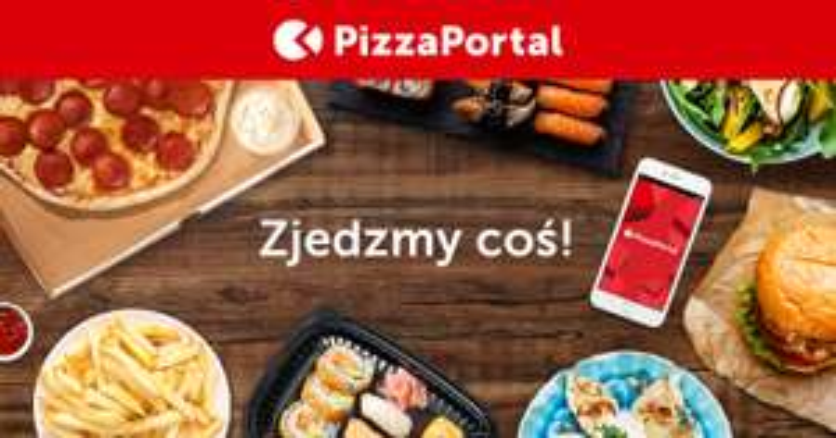 -15zł dla nowych @ PizzaPortal