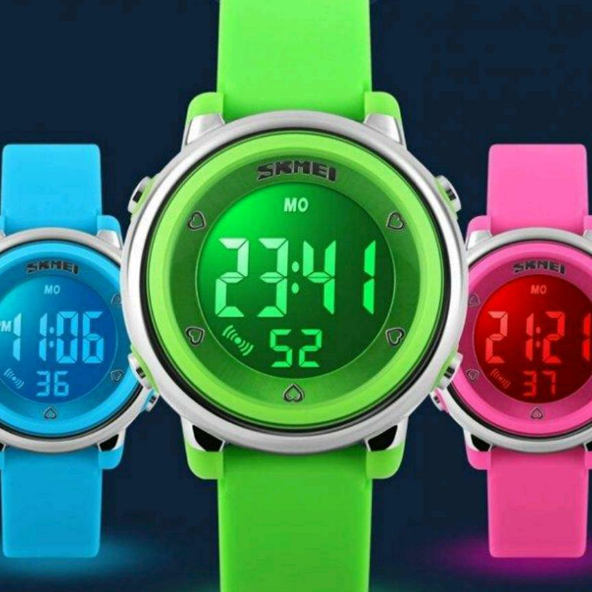 SKMEI 1100 - zegarek dla dziecka - GEARBEST