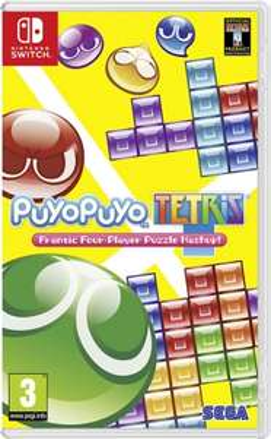 Puyo Puyo Tetris [Nintendo Switch] za 144,90zł @ Ultima