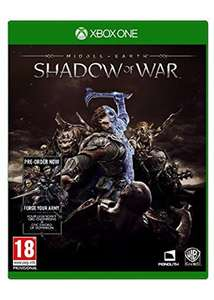 shadow of war (xbox one/Playstation 4)
