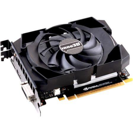 Ponownie Karta graficzna Inno3D GeForce® GTX 1050 Ti Compact, 4GB GDDR5, 128-bit