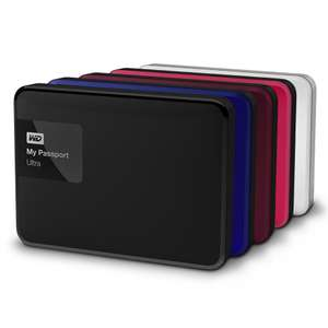 WD My Passport Ultra 2TB @ WD.com