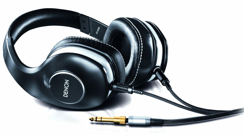 Słuchawki Denon  DENON AH-D600 przecenione z 1000zł na 594zł @ Amazon.de