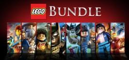 Lego Bundle za ok. 26zł (8 gier w zestawie) @ Nuuvem
