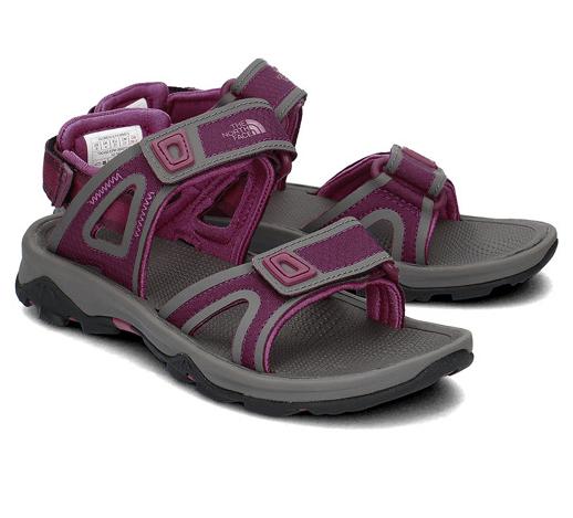 Damskie sandały The North Face za 125zł (-50%, pełna rozmiarówka,2 kolory) @ Mivo
