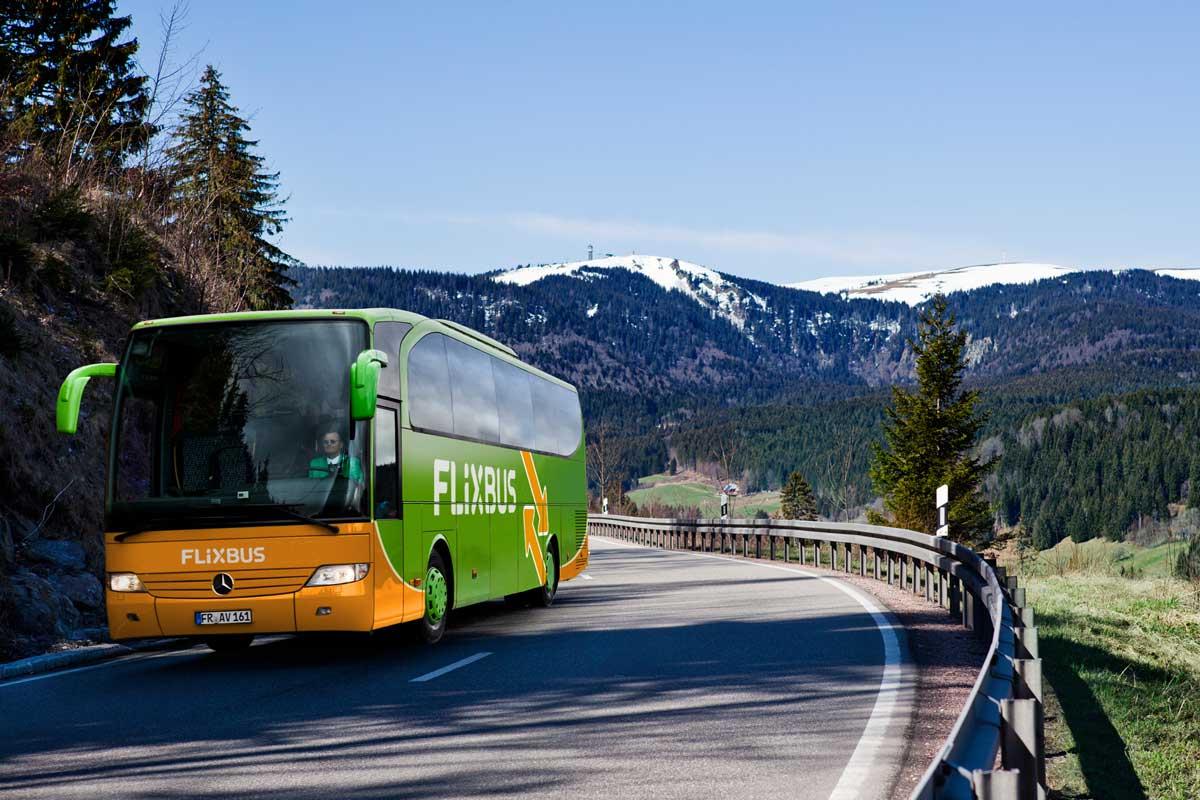 Flixbus za 5zł z Polski do Budapesztu, Bratysławy lub Wiednia