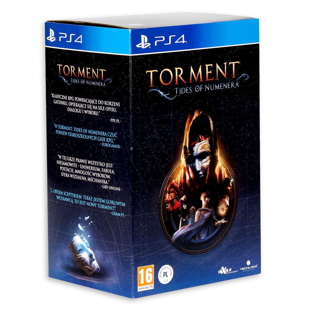 Torment: Tides of Numenera - Edycja Kolekcjonerska PC, PS4, XBOXONE za 99zł