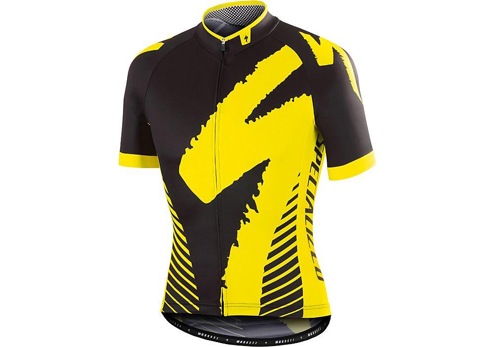 Koszulka rowerowa Specialized Comp Racing