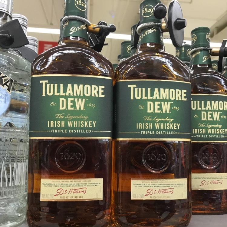 Whiskey!Tullamore Dew  1 Litr za 69,99!